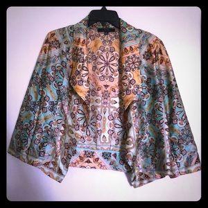 Jackets & Blazers - Printed Jacket